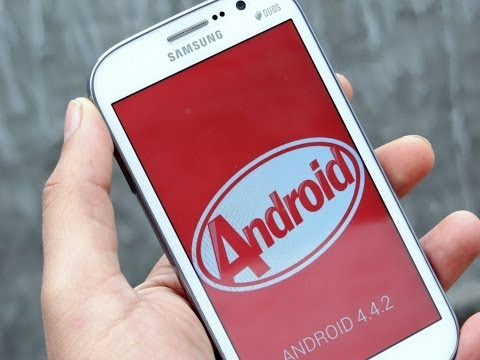 How To Install Android KitKat 4.4 On Samsung Galaxy Grand