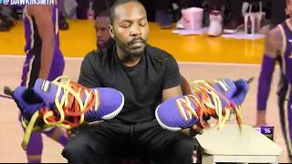 Lebron James 16 Sneaker Review (Martin Lawrence)