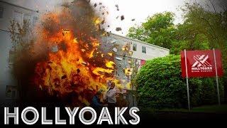 Hollyoaks: The School Explodes!