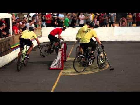 World Hardcourt Bike Polo Championships 2010 // BROOKS ENGLAND