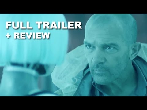 Automata Official Trailer + Trailer Review - Antonio Banderas 2014 : Beyond The Trailer