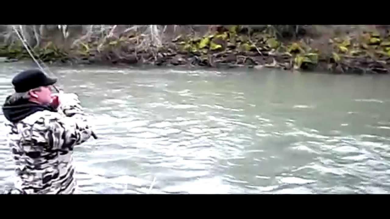 Float fishing for steelhead on the skookumchuck youtube for Bobber fishing for steelhead