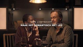 Maak het romantisch met led   IKEA Nederland
