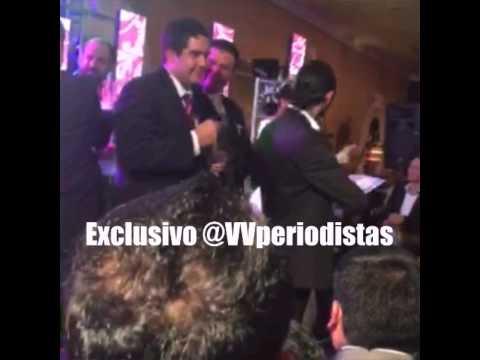 #Exclusivo Hijo de Nicolás Maduro bailando en medio de lluvia de dólares
