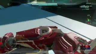Halo 5: Huge fucking douchebag gets karma out of the ass