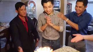 Vlog 153 ll Đãi Tiệc Sinh Nhật Cháu Trai Hoành Tráng VÀ Hạnh Phúc