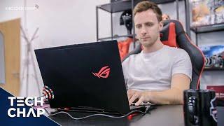 ASUS ROG Zephyrus M - 144hz Gaming Laptop!  [i7 & GTX 1070] | The Tech Chap
