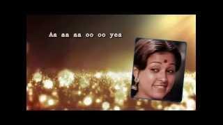 Naan Paada | Tamil Film Song | Film - Uthiripookkal | S.Janaki | Ilaiyaraaja
