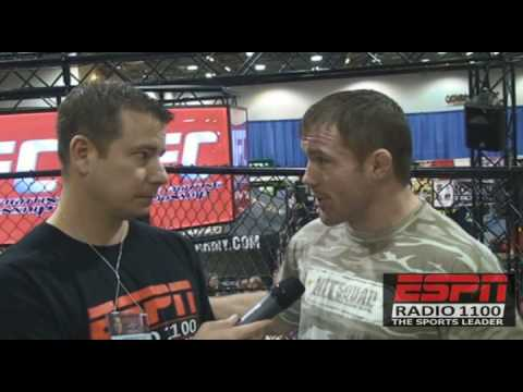 Matt Hughes and Sean Sherk on Greasing in UFC Video