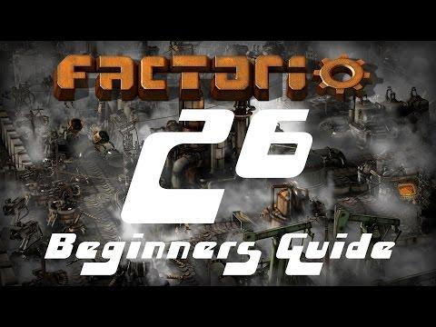 Factorio Beginners Guide 26 Steel Redesign