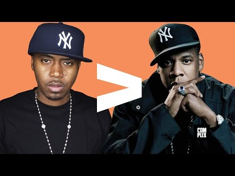 Jay Z vs. Nas: 10 Reasons Nas is Better | Complex