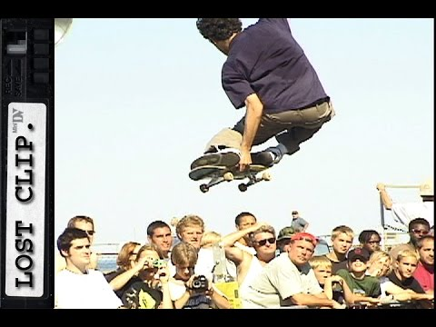 Mark Gonzales Lost & Found Skateboarding Clips #164