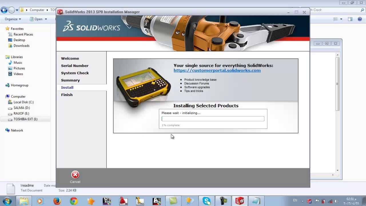 download crack solidworks 2014 64 bit