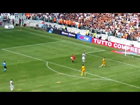 JUVENTUS Vs Parma  Goal Vidal 3-0