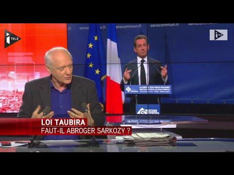 Loi Taubira : faut-il abroger Nicolas Sarkozy ? - CSD