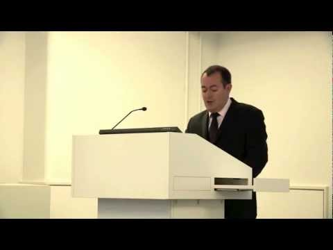 Procurement Conference 2012: Michael Dugher - Shadow Minister without Portfolio