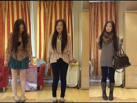 Back To School Series: Week #2 OOTDs ♥