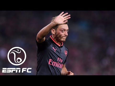 What is going to happen with Mesut Ozil and Arsenal? ESPN FC