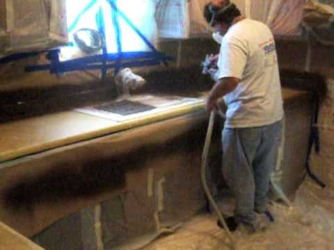 Resurfacing Cabinets & Countertops by Service Doctor - Remodeling ...