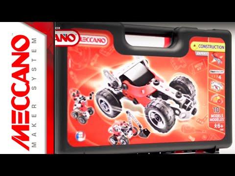 Expert Toolbox - Meccano