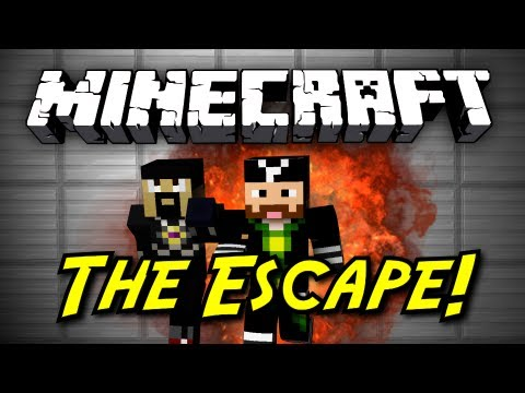 Minecraft: The Escape w/ AntVenom!