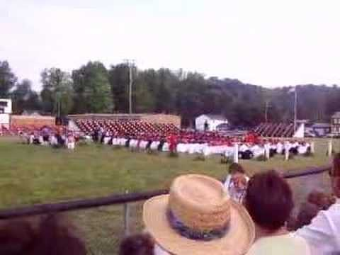 Point Pleasant High School Graduation 2007 (Jarod Stouffer)