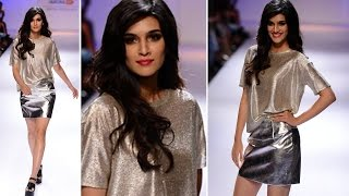 Watch: Kirti Sanon Walks The Ramp