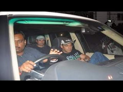 Salman Khan, Ranbir Kapoor visit Sanjay Dutt before his SURRENDER