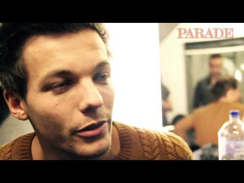 Behind the scenes at One Direction's PARADE Magazine shoot [HD]