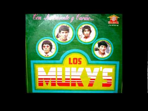 Los Mukis De Armando Tames - Canta Gilbert (Producciones Music Shops)