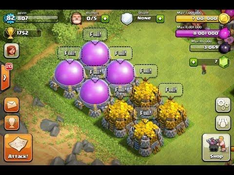 Clash of Clans Pekka Level-5