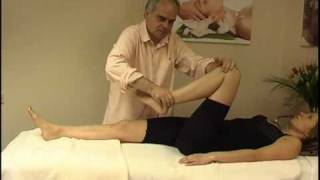 knee massage techniques part 1