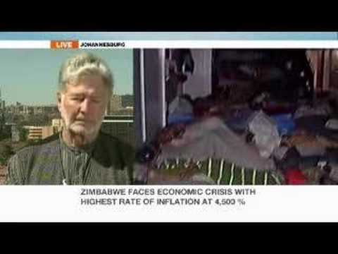Interview with Zimbabwe's former chief economist 16 Aug 07