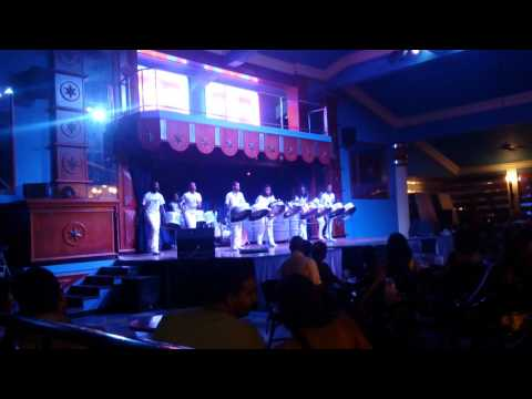 silver bird - steelband - Jamaica Ocho Rios Riu hotel - 2013