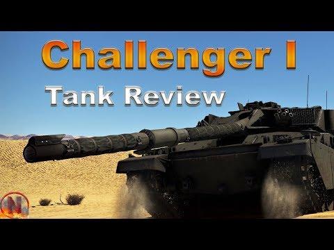 WT || Challenger I - Tank Review thumbnail
