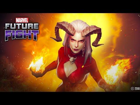 ATT 3.7 (Marvel Legacy) : Sim, é a SATANA - MARVEL Future Fight