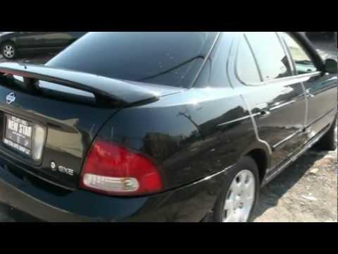 2002 Nissan Sentra GXE Sedan