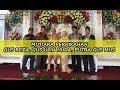 Gus Reza, Gus Ulin (keluarga Gus Mus) Di Pernikahan Mas Aji Blitar