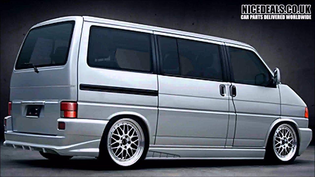 volkswagen caravelle body kits sports bumpers fenders wings skirts youtube