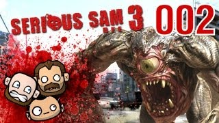 LPT: Serious Sam 3 #002 - Pan's Labyrinth [720p] [deutsch]