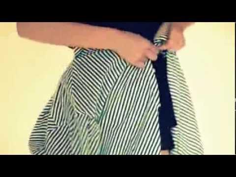 Как правильно носить мужские рубашки дамам