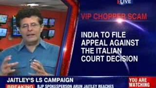 Chopper scam: India to file appeal against the Italian court decision