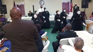 """B.O.L.D Outreach Mime Ministry """"Greater"""" and """"Trust in You"""""""