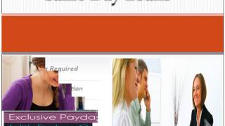 Short Term Cash Loans- Get Simple Cash in Advance without Credit Check