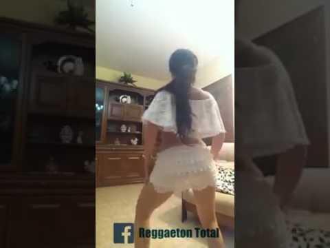 El mejor Baile de Reggaeton  La Baricua Tratratra Don Chezina