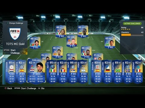 TOTS PACK OPENING 25K PACKS FACECAM FIFA 14 ULTIMATE TEAM