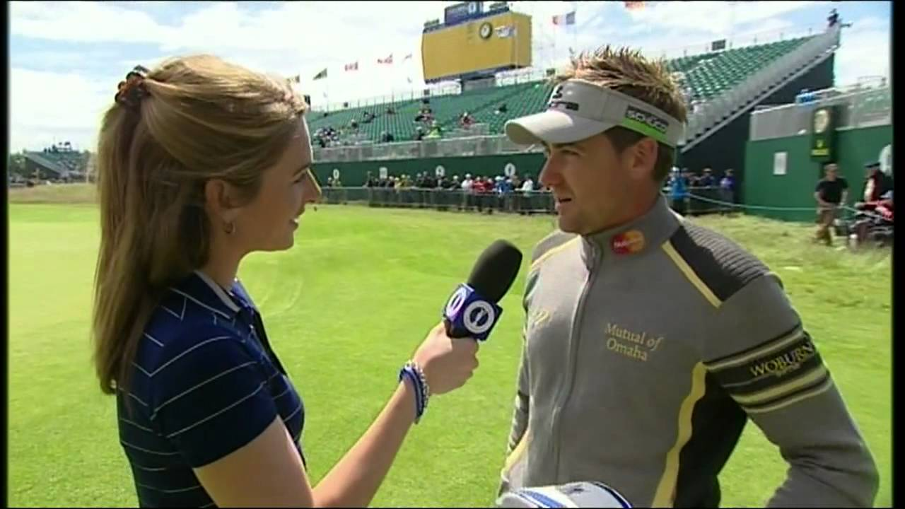 Ian Poulter In The Bag YouTube