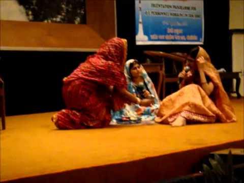 Hindi Drama At Sdsc Shar On Importance Of Education video
