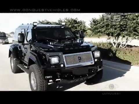KNIGHT XV - The World's Most Luxurious Armored Vechicle