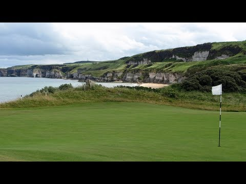 IRELAND'S NORTH AND WEST COAST LINKS/ROYAL PORTRUSH